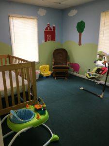 Baby Visitation Room