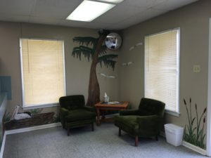 Custodial Parent Waiting Room