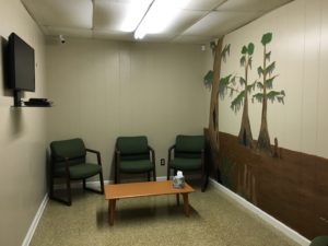 NonCustodial Parent Waiting Room